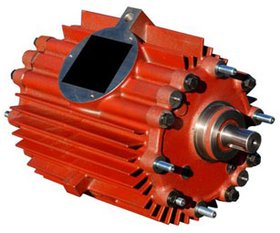 Service Parts for Busch 630 Vacuum Pumps