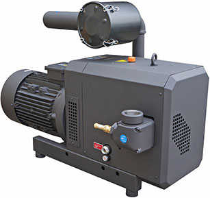 Oil-less Rotary Claw Air Compressors (5-50 HP)