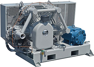 Oil-less Piston Compressors