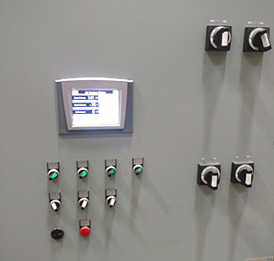 Air System Electrical Panel
