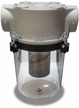 Inlet Liquid Separators