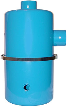 Combination Liquid Separator/Vacuum Filters