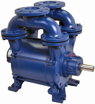 B and C Series (30 to 75 HP) Single and Two Stage Pumps