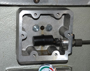 Oil Float Valve Box