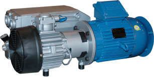 Rotary Vane Vacuum Pumps (0.75-7.5 HP)