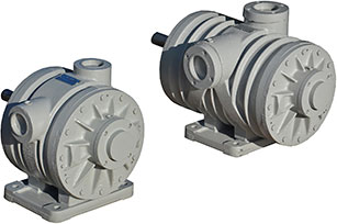 Rotary Vane Vacuum Pumps: Squire-Cogswell