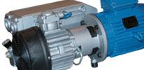 Rotary Vane Vacuum Pumps